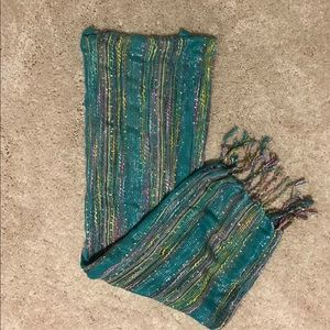 Accessories - Colorful scarf